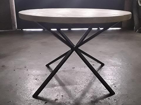 table croisillons intérieur